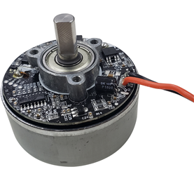 6025024 Brushless Motor of Outer Rotor
