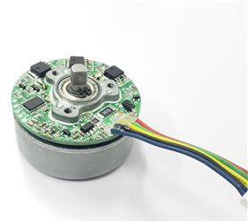 4818024 Brushless Motor of Outer Rotor